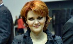 Olguta Vasilescu, ministrul Muncii:  Niciun director sau secretar nu poate depăși cu salariul indemnizația ordonatorului de credite, adică a primarului sau demnitarului