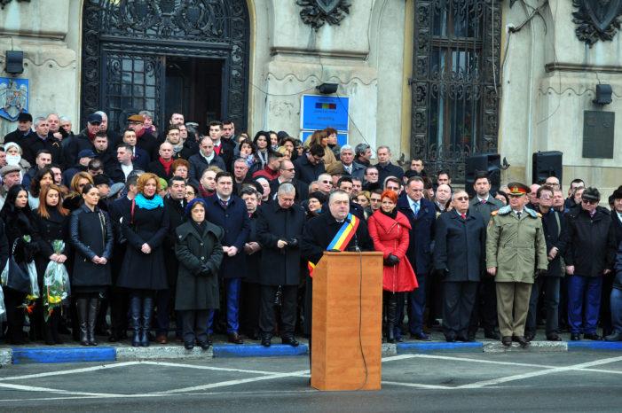Mesajul primarului interimar al Craiovei, Mihail Genoiu, adresat cu prilejul Zilei Unirii Principatelor Române