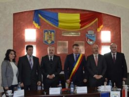 Prefectul Radu Renga s-a întâlnit cu ambasadorul Republicii Polone în România, Marcin Wilczek