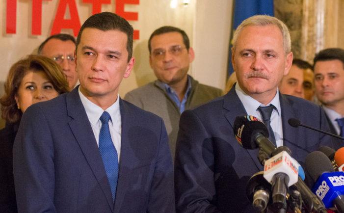 Cine sunt noii miniştri din cabinetul premierului Sorin Grindeanu