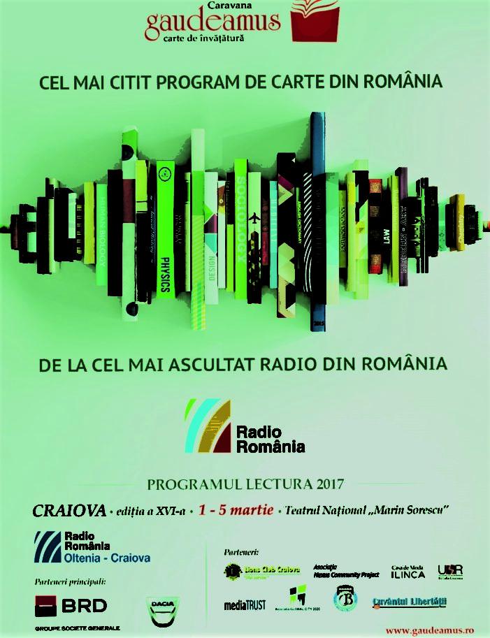 GAUDEAMUS Craiova, cel mai frumos mărţişor de la Radio România!