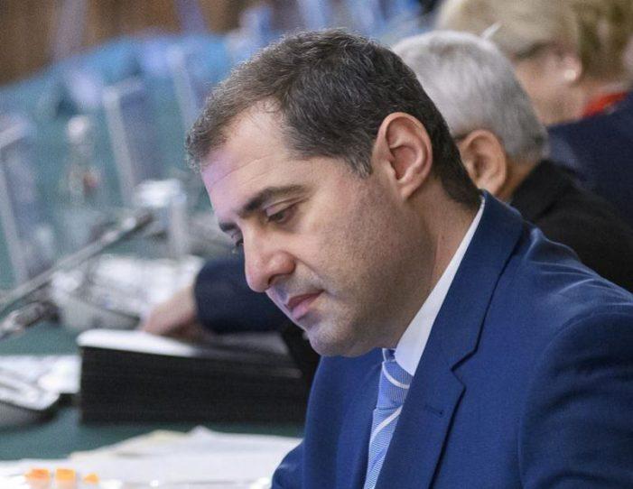 Ministrul pentru Mediul de Afaceri, Florin Jianu, a demisionat