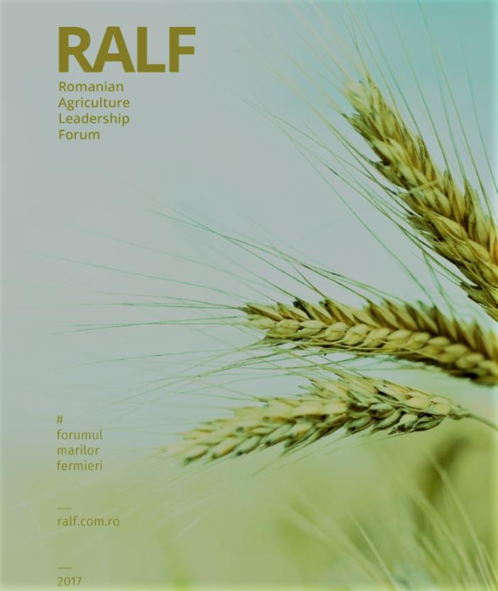 RALF 2017, forumul marilor fermieri