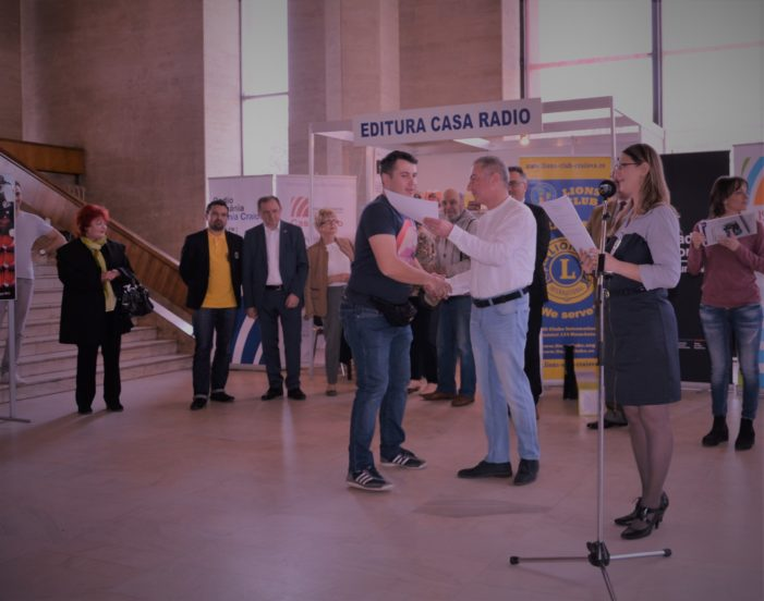 La Craiova, primăvara a început cu o carte. De la Gaudeamus şi Radio România