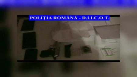 Valcea: Polițiștii au confiscat doua pistoale de autoapărare
