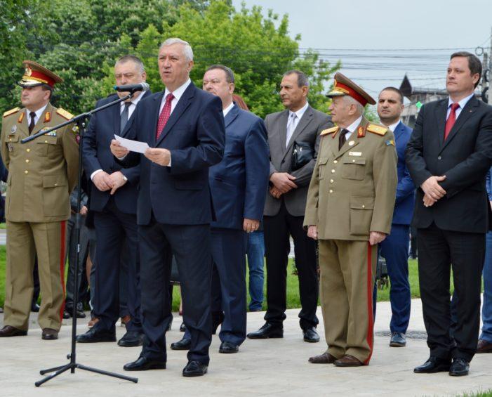 Mesajul președintelui Consiliului Județean Dolj, Ion Prioteasa,   cu prilejul Zilei Independenței de Stat a României, Zilei Victoriei Coaliției Națiunilor Unite în cel de-al Doilea Război Mondial și Zilei Europei