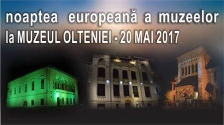 Noaptea Muzeelor 2017 la Craiova
