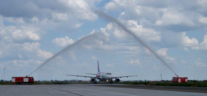 Ion Prioteasa, președintele CJ Dolj: Aeroportul Internațional Craiova a lansat primul zbor din afara spațiului european