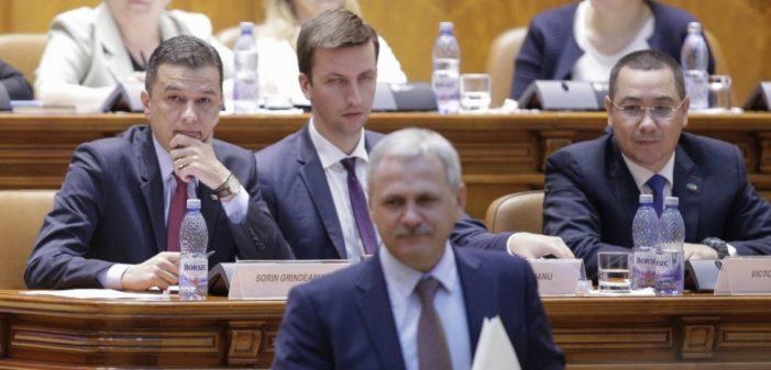 Moţiunea a trecut, Guvernul Grindeanu a fost demis