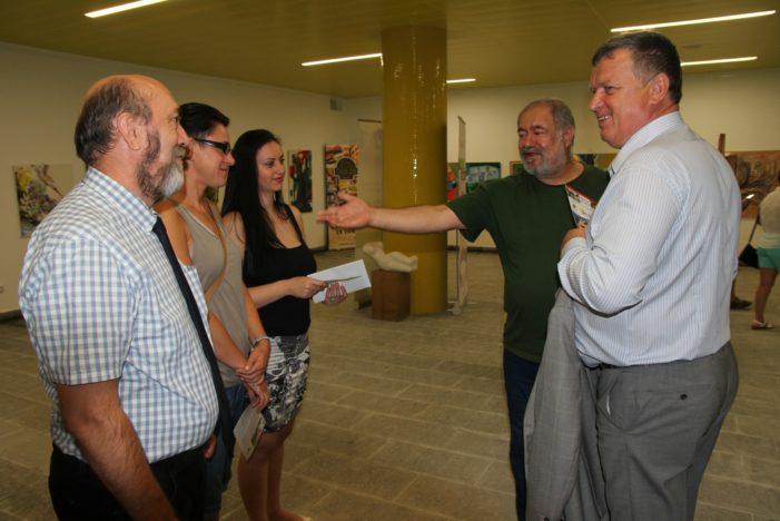 Ramnicu Valcea: Pasajul pietonal pe sub Calea lui Traian a fost deschis