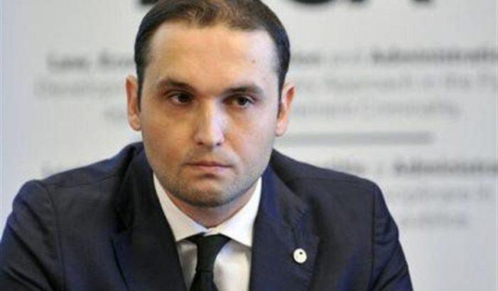 Seful ANAF, Bogdan Stan, demis