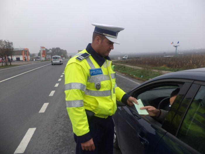 Politia recomanda: Nu porniţi la drum fără să verificaţi starea traseului pe care urmează să îl parcurgeţi