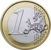 Moneda Euro, salta de olimpiada