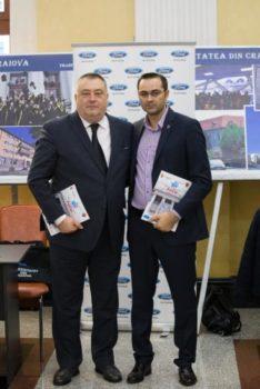 Primarul si viceprimarul Craiovei,  prezenti la deschiderea celei de-a doua ediții a Forumului Carierei