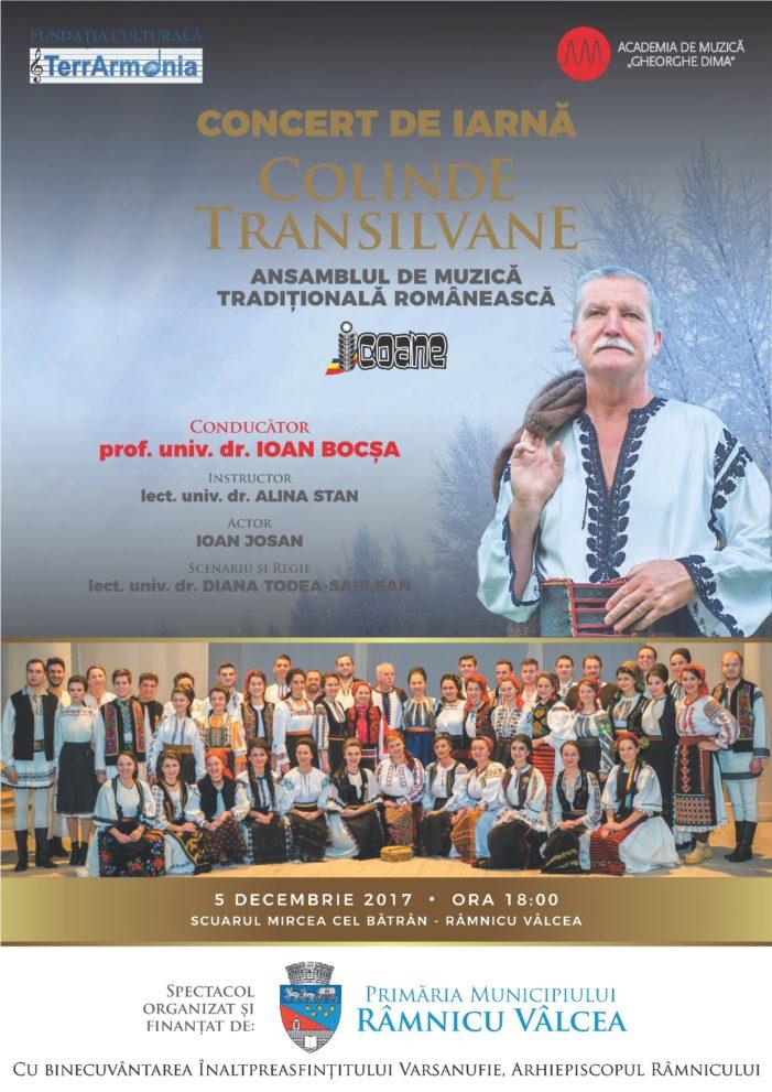 Râmnicu Vâlcea dă startul sărbătorilor de iarnă!