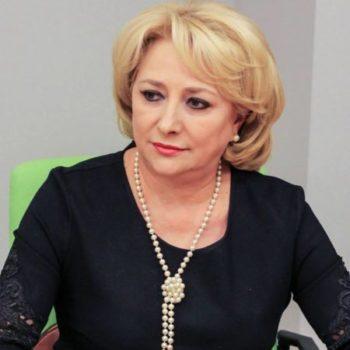 Viorica Dăncilă, noul premier al Romaniei