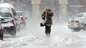 Revine iarna! Cod galben de ninsori și vânt