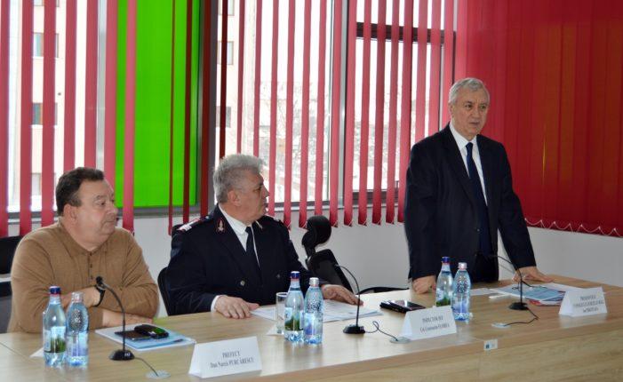 Mesajul președintelui Consiliului Județean Dolj, Ion Prioteasa,  cu prilejul Zilei Protecției Civile din România