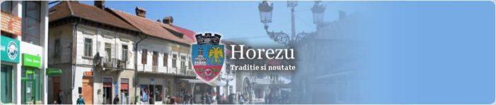 Primaria orasului Horezu invita locuitorii la dezbaterea publica privind bugetul local pe anul 2018