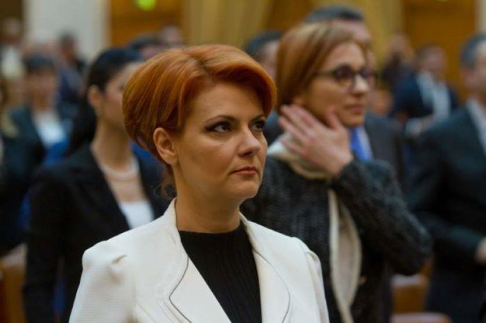Iohannis a respins din nou numirea Liei Olguţa Vasilescu la Dezvoltare