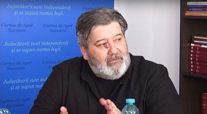 """Lucian Netejoru: """"Libertatea de exprimare este un drept fundamental care nu poate să fie pus în discuţie"""""""
