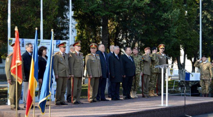 Mesajul președintelui Consiliului Județean Dolj, Ion Prioteasa,  cu prilejul Zilei Brigăzii Multinaționale Sud-Est