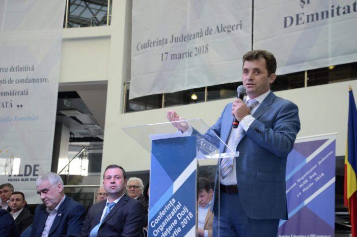 ALDE DOLJ: 800 DE DELEGAȚI DIN TOT JUDEȚUL ȘI-AU ALES LIDERII