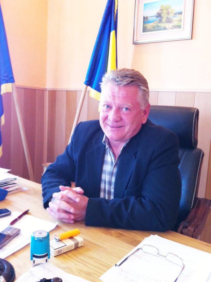 Decizia dispeata a unui primar din Valcea: Greva foamei, ultima solutie pentru Valerian Alexie, primarul comunei Mateeşti