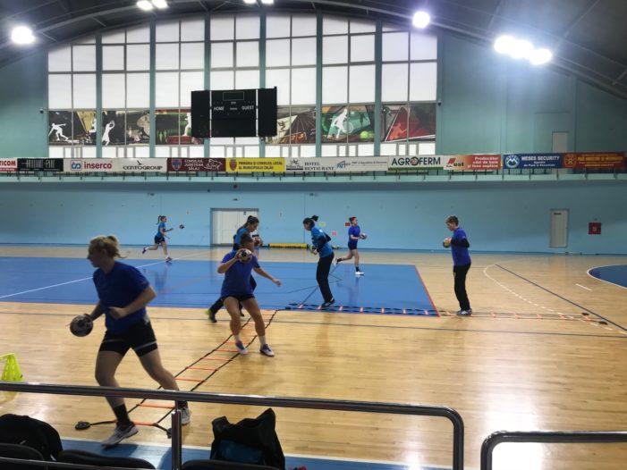 Naționala de tineret a început pregătirea pentru Campionatul Mondial