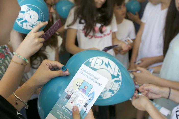 Craiova, ultima oprire a campaniei Comisiei Europene de informare privind eficiența energetică