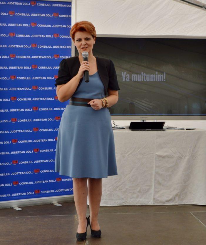 CJ Dolj: Lucrările de realizare a primei unități de producție pe noua platformă economică High-Tech Industry Park Craiova au fost lansate astazi