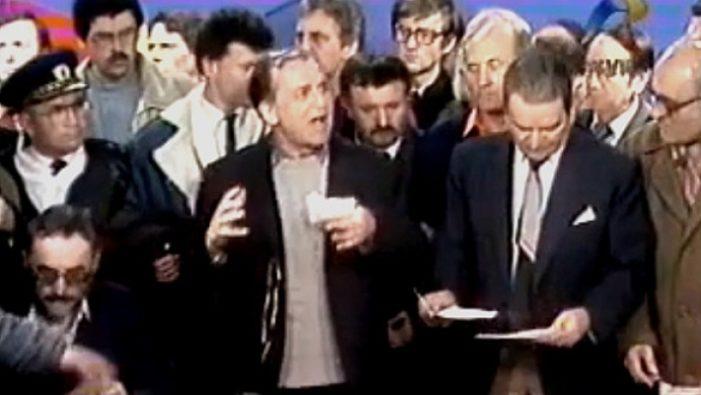 ÎCCJ respinge cererea de sechestru pe averile lui Ion Iliescu, Petre Roman si Gelu Voican Voiculescu
