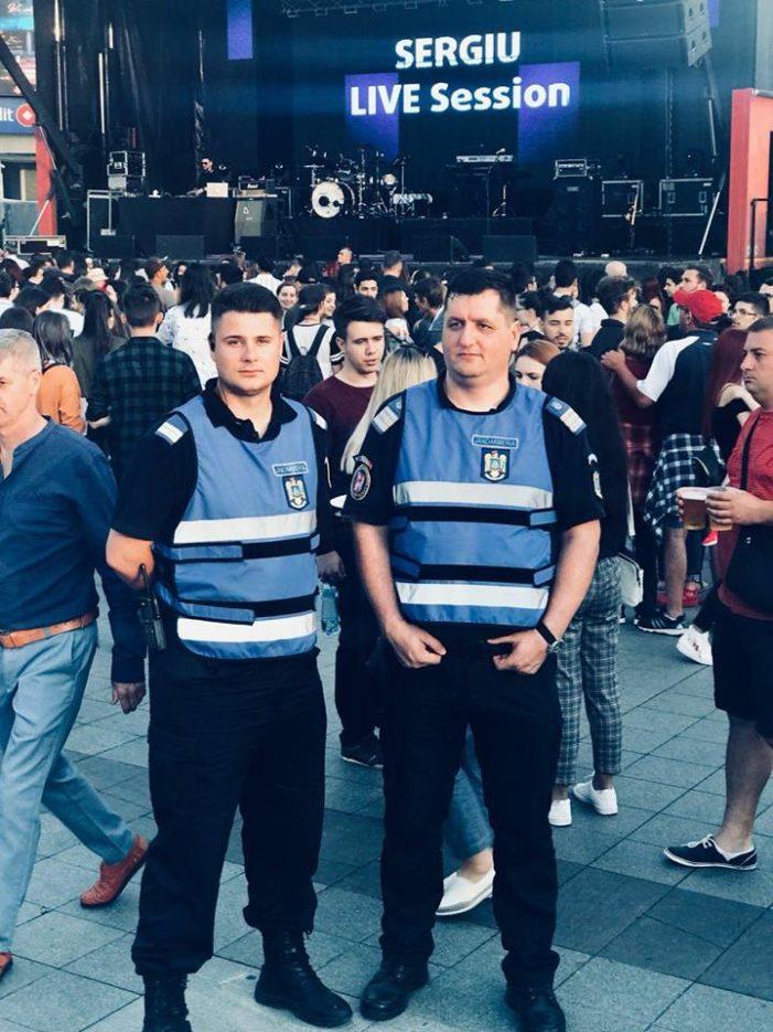 Măsuri de ordine publică asigurate de Gruparea de Jandarmi Mobilă Craiova