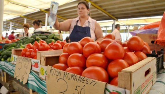 Roșiile românești, sigure pentru consum