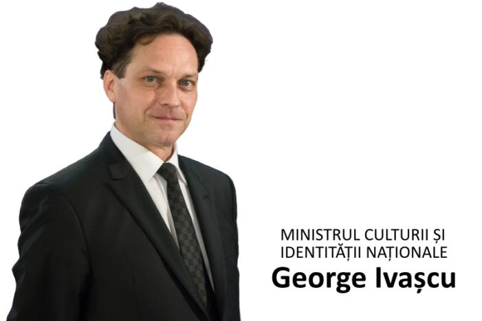 George Ivașcu, ministrul Culturii: La Ariel Inter Fest nu te așezi să privești un spectacol, aici teatrul vine în întâmpinarea ta și îți provoacă inima la dialog