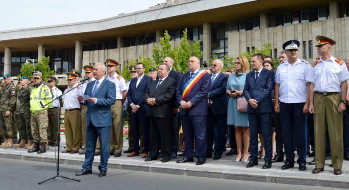 Mesajul președintelui Consiliului Județean Dolj, Ion Prioteasa,  cu prilejul Zilei Drapelului Național