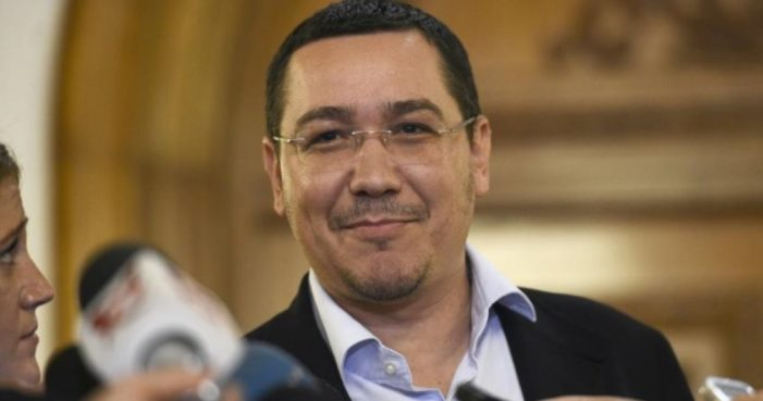Si Ponta vrea miting