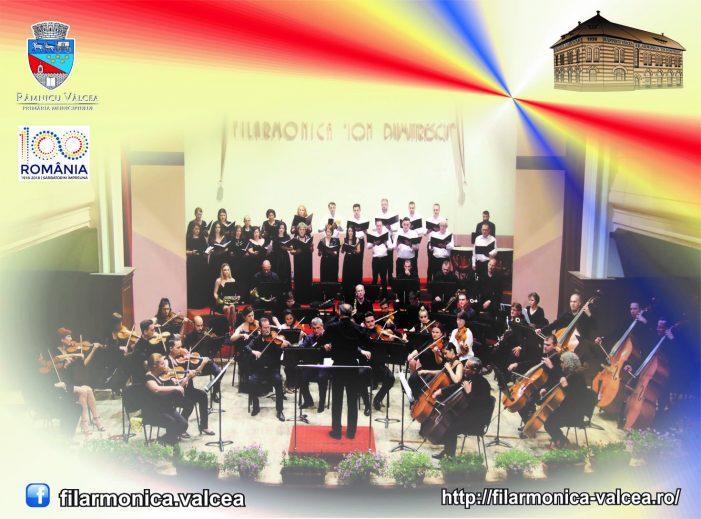 """Filarmonica """"Ion Dumitrescu"""" a pregătit un Concert-eveniment de Ziua Imnului Naţional"""