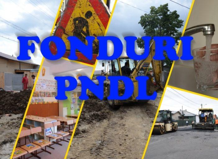 PNDL: Peste 12.000 de obiective de investiţii, finanţate până pe 15 iulie 2018