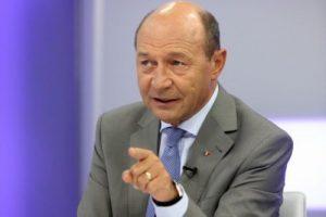 Basescu: Rezoluţia PE nu este împotriva lui Dragnea, Dăncilă sau Tăriceanu, nu este împotriva alianţei PSD – ALDE