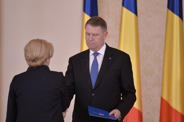 Presedintele si premierul au discutat  aspecte legate de Președinția României la Consiliul Uniunii Europene