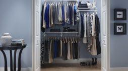 Amenajari interioare cu stil – Idei de dressing elegant si spatios