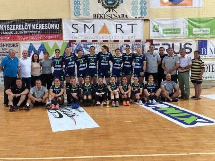 """SCM Râmnicu Vâlcea organizează """"Cupa Vâlcii"""", un puternic turneu internațional de handbal feminin"""