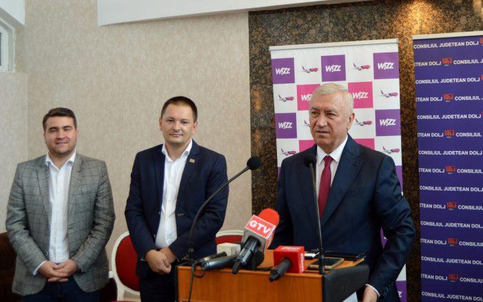 Ion Prioteasa, CJ Dolj: Craiova – Bruxelles este o rută care ajunge până în inima Europei și care vine într-un moment foarte important