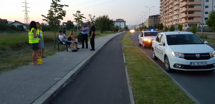 Poliţia Locală Râmnicu Vâlcea, metode inedite de sancţionare a celor care fac mizerie