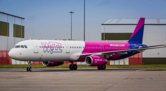 Wizz Air lanseaza o noua ruta de la Craiova catre Bruxelles Charleroi, în Belgia