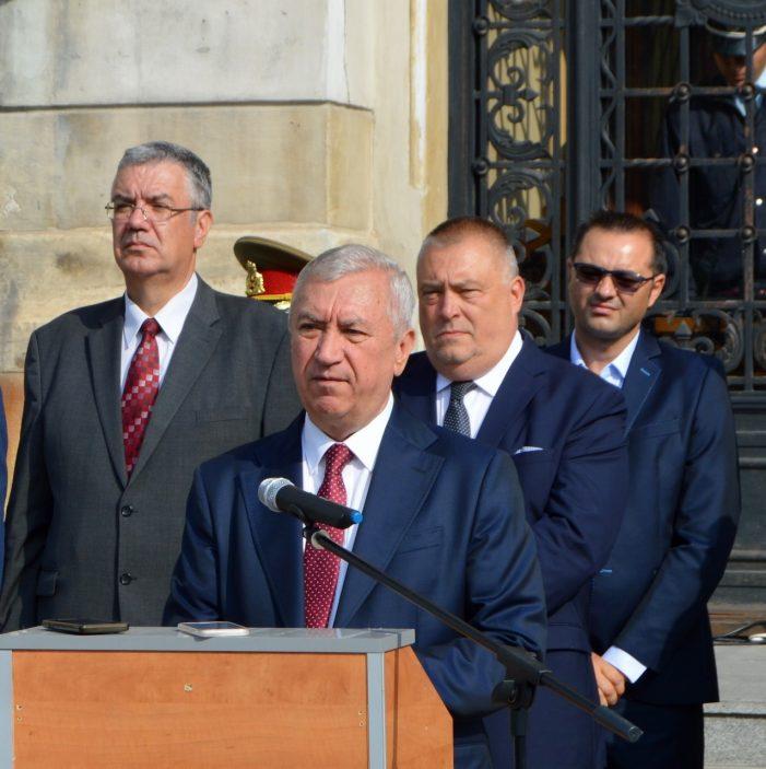 Mesajul președintelui Consiliului Județean Dolj, Ion Prioteasa,  cu prilejul Zilei Pompierilor din România