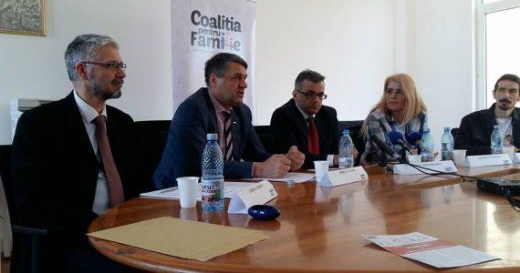 Coalitia pentru Familie:  Senatul României pune capăt unei îndelungi așteptări din societatea românească