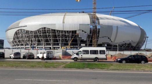 Restrictii rutiere pentru meciul de fotbal Universitatea Craiova – FC Viitorul