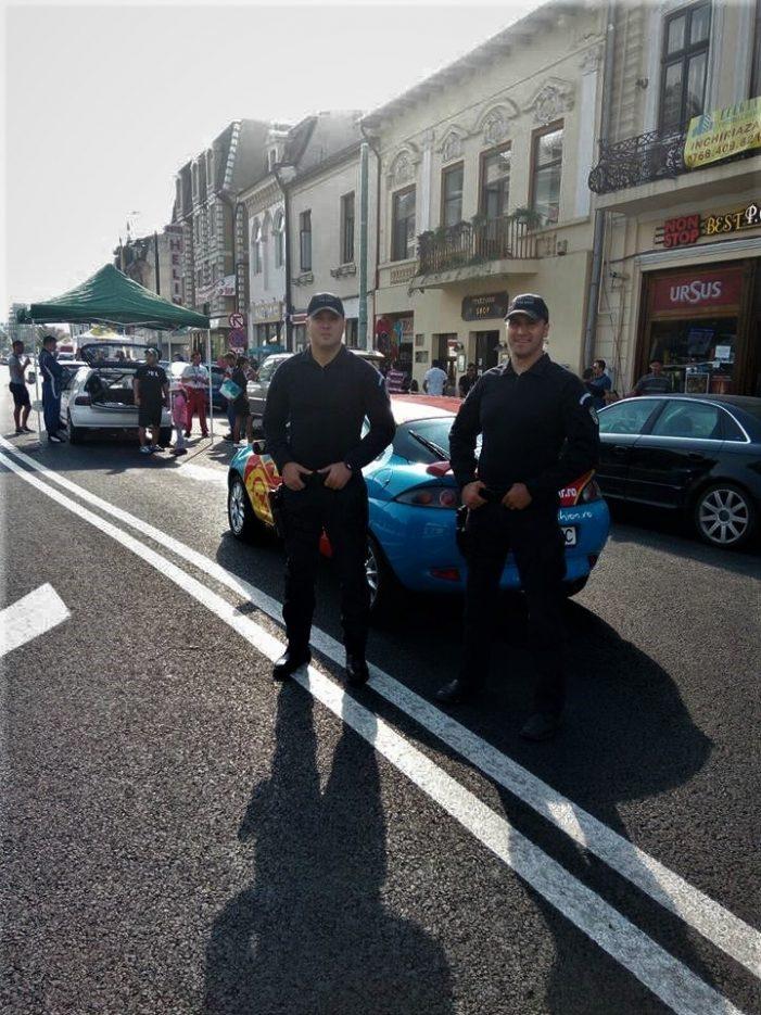 Jandarmii doljeni asigură ordinea publică la manifestările  organizate în municipiul Craiova
